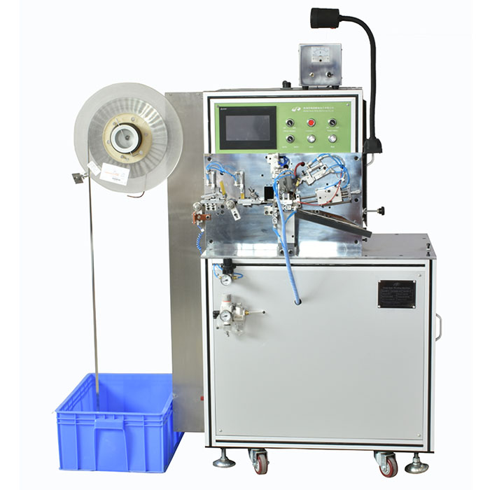 hitachi finemet auto winding machine for amorphous core and nanocrystalline core