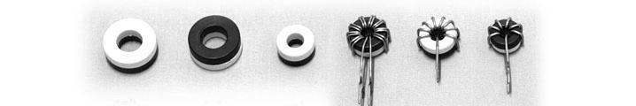 vitroperm nanocrystalline core for magnetic amplifier